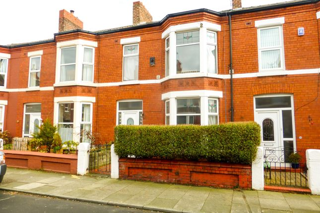3 bed terraced house for sale in Gordon Road, New Brighton, Wallasey