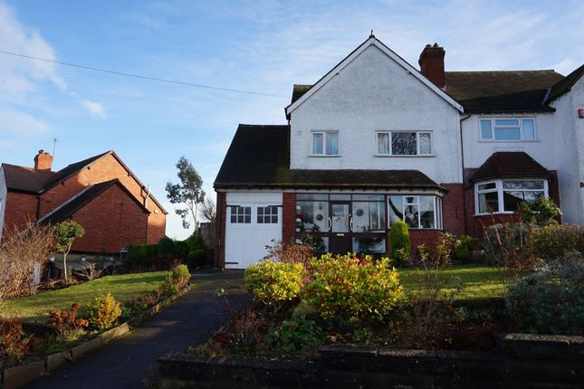 Thumbnail Semi-detached house for sale in Cranbrook Road, Handsworth, Birmingham