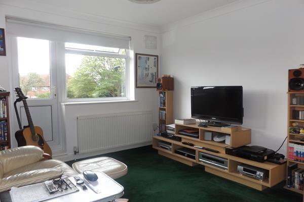 Bedroom Two of Eltham Hill, Eltham SE9