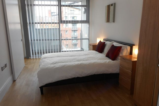 Thumbnail Flat for sale in The Lock Building, 41 Whitworth Street West, Manchester