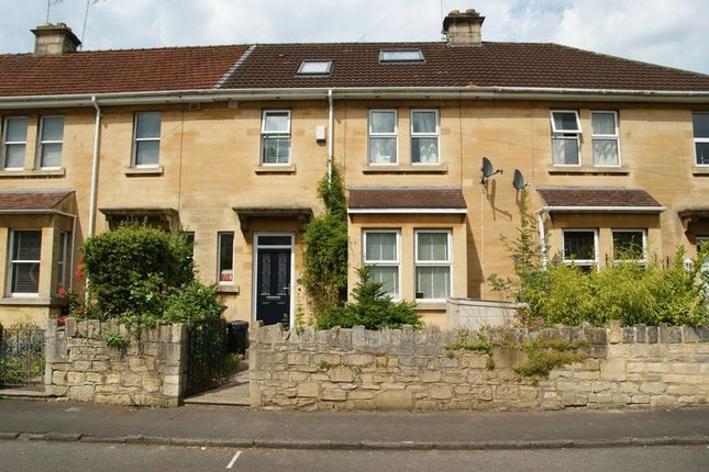Thumbnail Terraced house for sale in Forester Avenue, Bathwick, Bath
