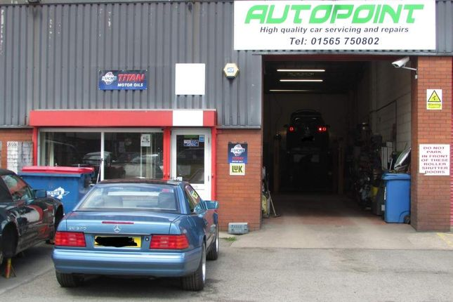 Thumbnail Parking/garage for sale in Haig Road, Parkgate Industrial Estate, Knutsford