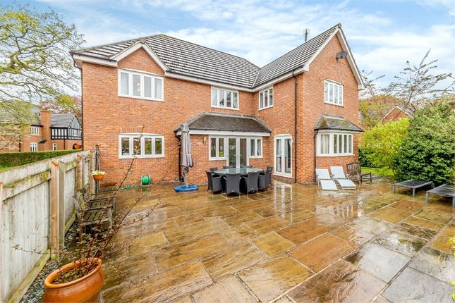 Thumbnail Detached house for sale in Spruce Drive, Retford, Nottinghamshire