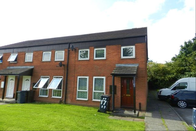 Thumbnail Property to rent in Crawshaws Road, Castle Bromwich, Birmingham