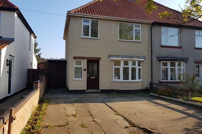 Thumbnail Semi-detached house to rent in Kings Hedges Road, Cambridge