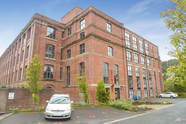 Thumbnail Flat for sale in Valley Mill, Egerton, Bolton Stunning Ex Show Home, 3 Bed Duplex Apartment