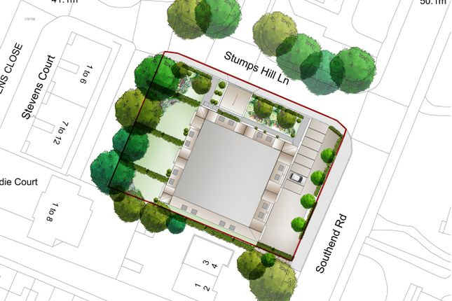 Thumbnail Land for sale in Southend Road, Beckenham, London BR3, London,