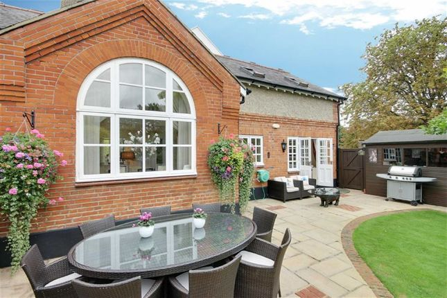 Thumbnail End terrace house for sale in Coach House, Snaresbrook House, South Woodford