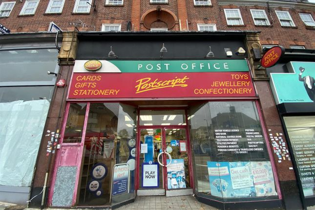 Thumbnail Commercial property for sale in Ashbourne Parade, Finchley Road, Temple Fortune