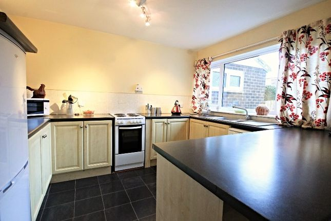 Thumbnail Terraced house for sale in South Leigh, Stanley