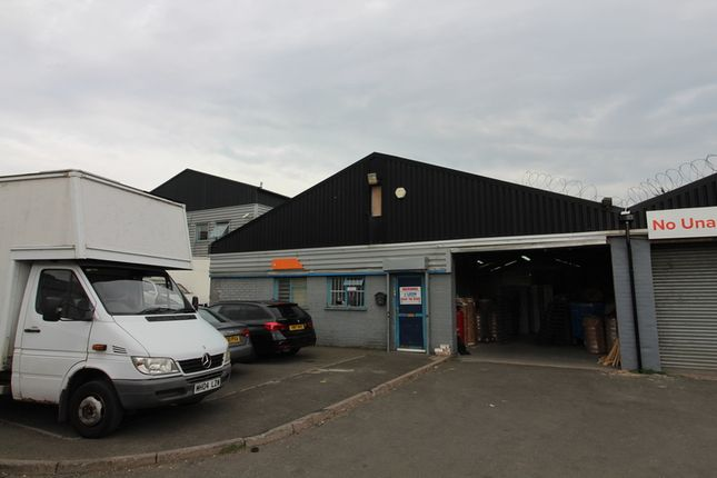 Thumbnail Industrial for sale in Union Road, Oldbury
