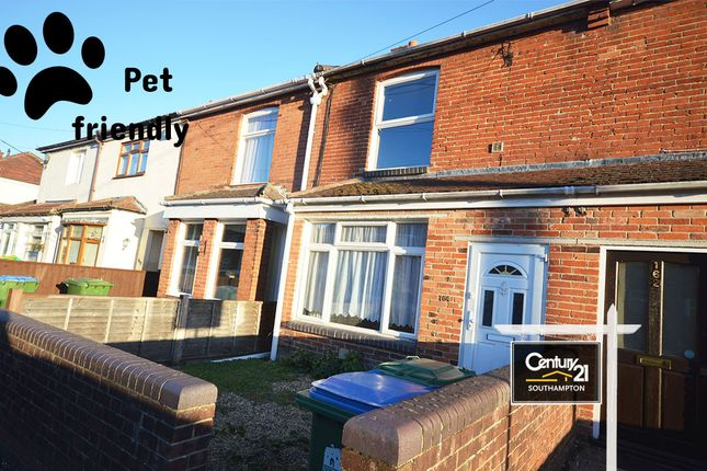 Thumbnail Terraced house to rent in |Ref: H164|, Ludlow Road, Southampton
