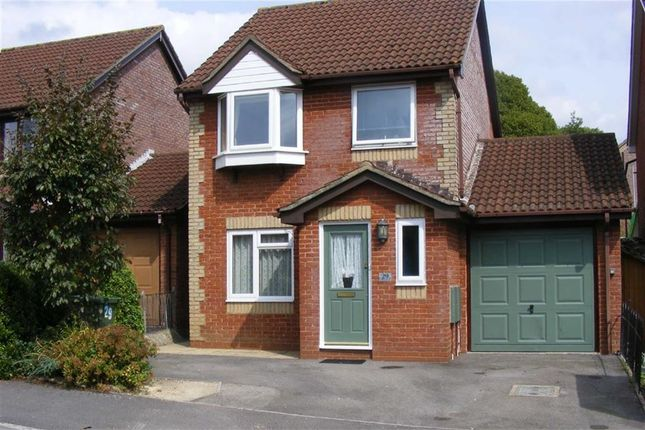 Thumbnail Detached house for sale in Saffron Meadow, Calne