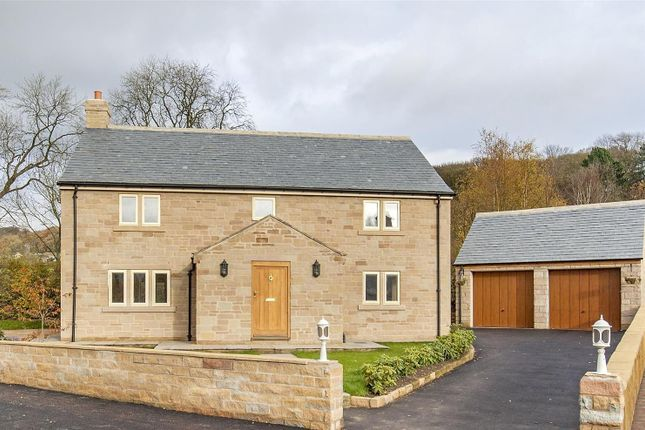 Thumbnail Detached house for sale in Hard Meadow Court, Fallgate, Ashover