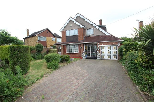 Thumbnail Detached house for sale in Frankwell Drive, Coventry