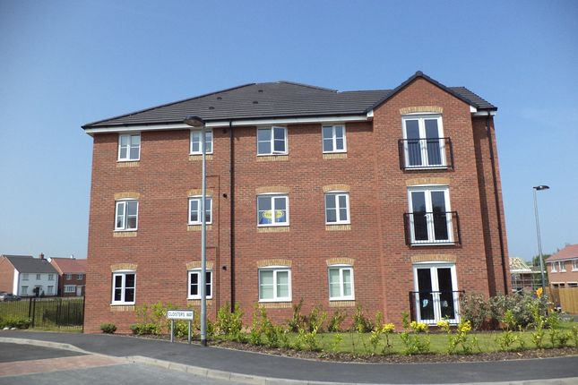 Thumbnail Flat to rent in Cloisters Way, St. Georges, Telford