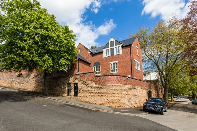 Thumbnail Town house for sale in Hermitage Walk, The Park, Nottingham