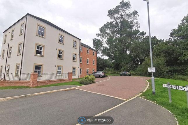 2 bed flat to rent in Hudson Drive, Buckshaw Village, Chorley PR7