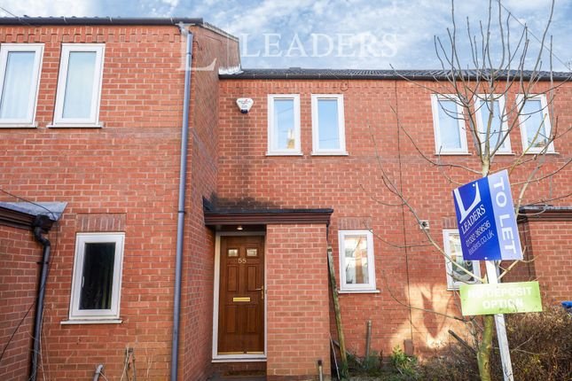 Thumbnail Terraced house to rent in Drewry Lane, Derby