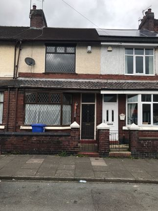 Thumbnail Terraced house to rent in St Chads Road, Tunstall, Stoke On Trent