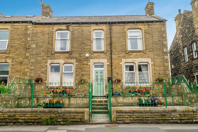 Thumbnail End terrace house for sale in Westfield Road, Morley, Leeds
