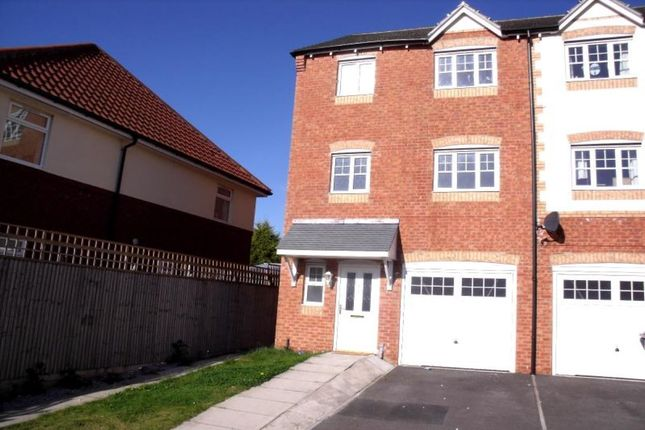 Thumbnail Terraced house to rent in Hainsworth Park, Hull