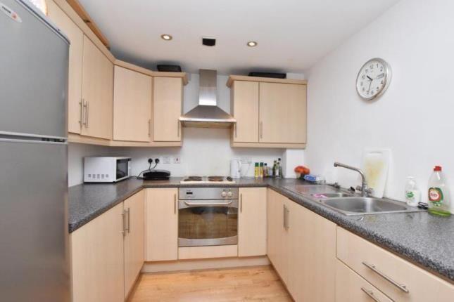 Kitchen of City Wharf, 1 Nursery Street, Sheffield, South Yorkshire S3