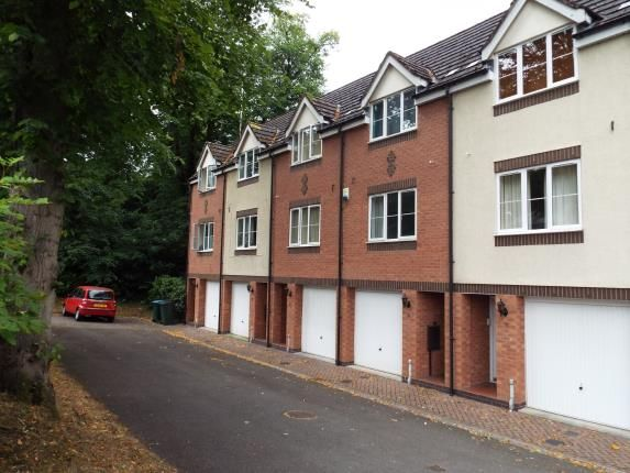 Thumbnail Terraced house for sale in Bartholomew Court, The Avenue, Coventry, West Midlands