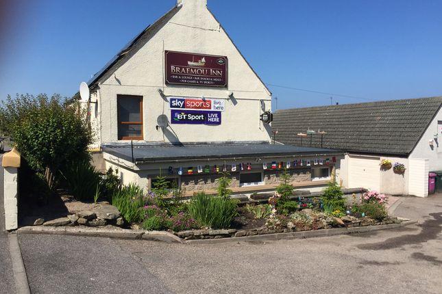 Thumbnail Pub/bar for sale in Braemou Inn, 1 Cooper St, Hopeman, Elgin