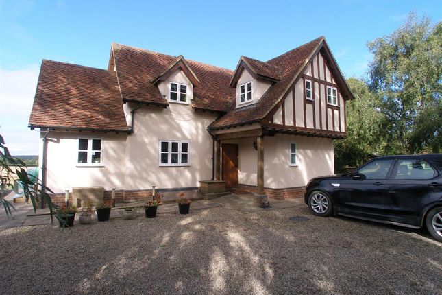 Thumbnail Detached house for sale in Crabs Lane, Stocking Pelham, Buntingford