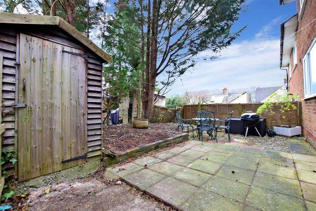 Rear Garden of Bournefield Road, Whyteleafe, Surrey CR3