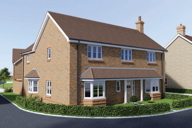 Thumbnail Detached house for sale in The Comfrey, Lea Meadow, Peppard Road, Sonning Common, Reading, Berkshire