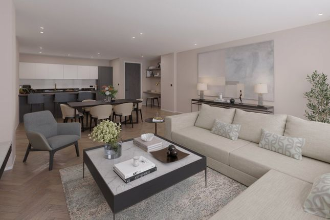 Thumbnail Flat for sale in Goldhurst Terrace, South Hampstead, London