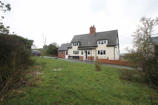 Thumbnail Detached house to rent in Brooks, Welshpool