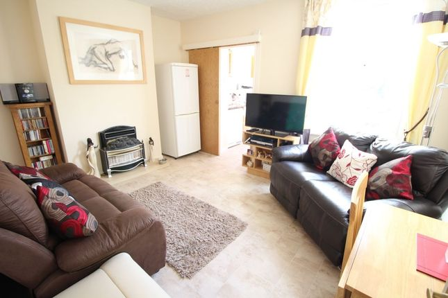 Thumbnail Terraced house for sale in Alma Road, Ramsgate