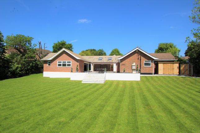 Thumbnail Bungalow for sale in The Ridgeway, Enfield Chase