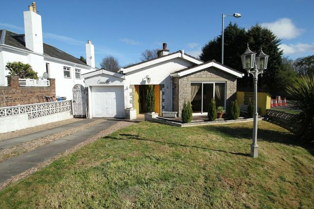 Thumbnail Detached bungalow for sale in Alexandra Drive, Alloa