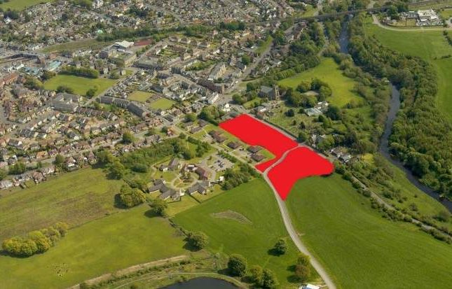 Thumbnail Land for sale in Denny Road, Larbert