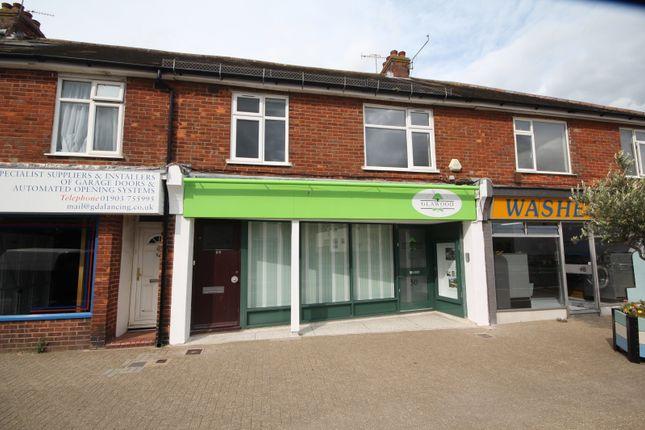 Thumbnail Flat to rent in Crabtree Lane, Lancing