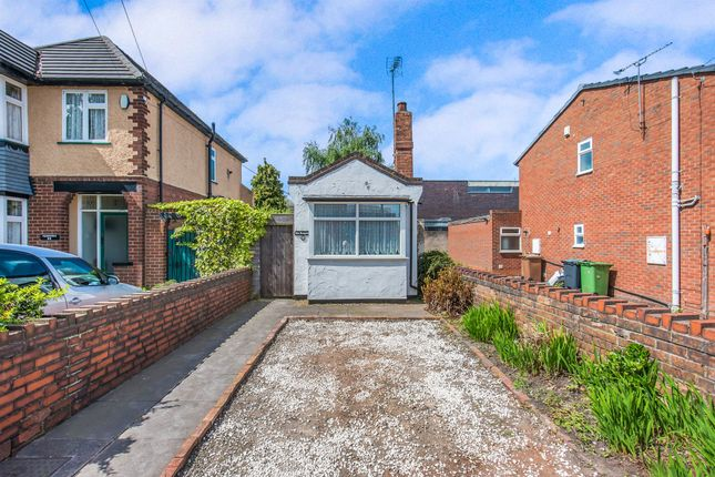 Thumbnail Detached bungalow for sale in Richards Street, Darlaston, Wednesbury