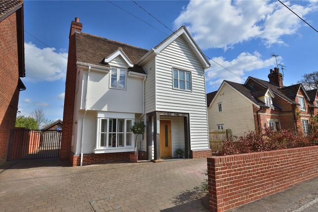 Thumbnail Detached house for sale in The Street, Berden, Bishop's Stortford