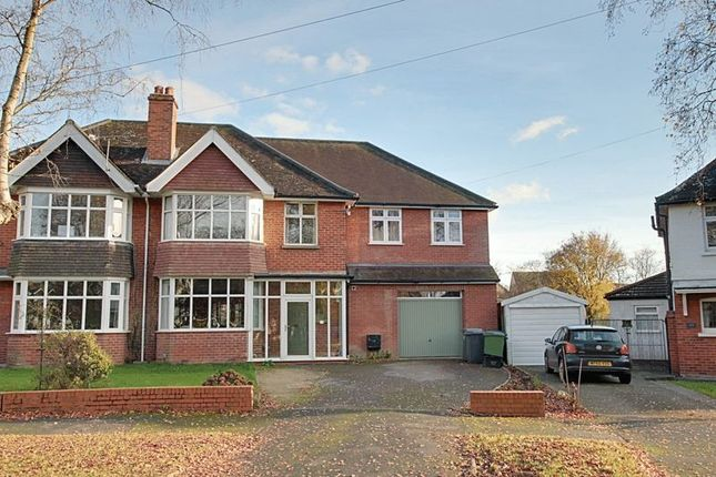 Thumbnail Semi-detached house for sale in Clarendon Avenue, Hilperton, Trowbridge