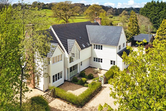 Thumbnail Detached house for sale in Moonsbrook, Oakhill, Somerset