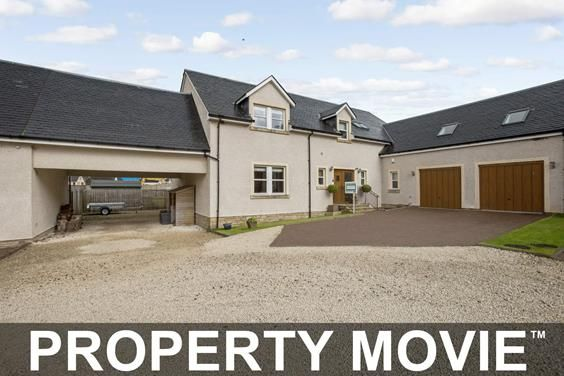 Thumbnail Detached house for sale in Cartland Mains Steadings, Cartland