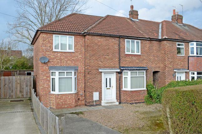Thumbnail Terraced house for sale in Monkton Road, Huntington, York