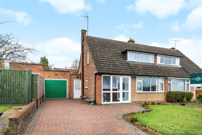 Thumbnail Semi-detached bungalow for sale in Harkness Way, Hitchin