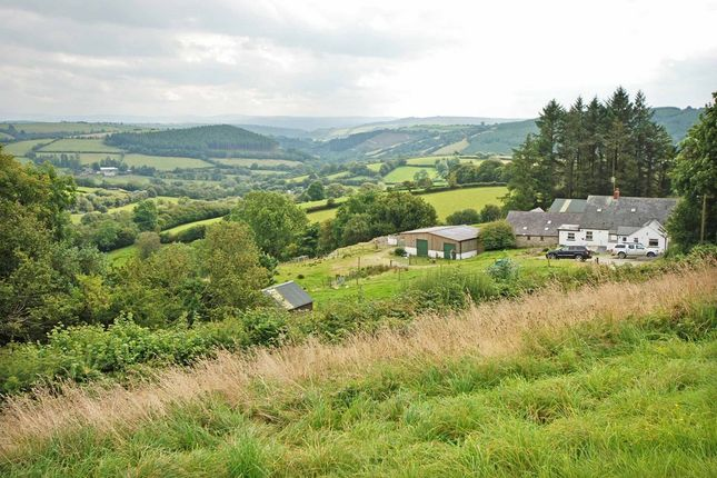 Thumbnail Farm for sale in Esgairdawe, Llandeilo, Carmarthenshire