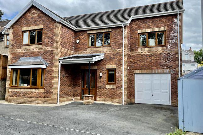Thumbnail Detached house for sale in Llys Y Deri, Hopkinstown, Ammanford
