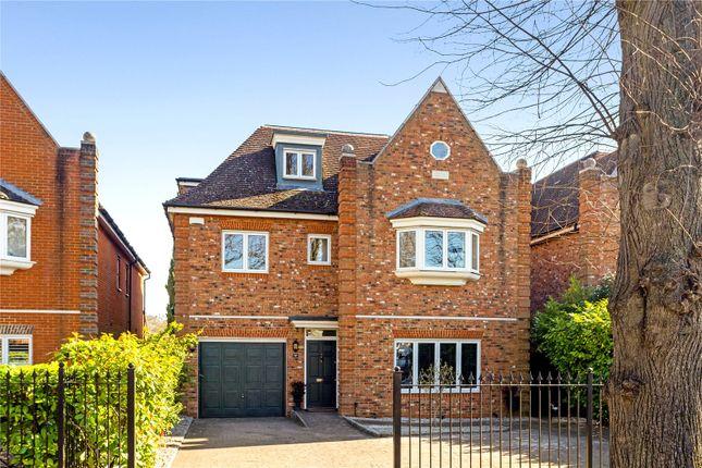 Thumbnail Detached house for sale in Broadlands Avenue, Shepperton, Surrey