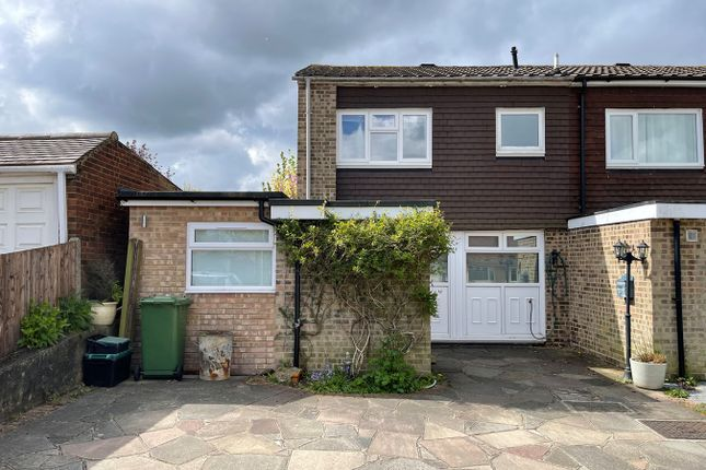 Thumbnail End terrace house to rent in Andover Road, Orpington